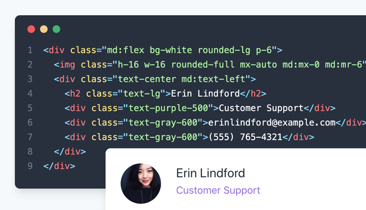 Image of The Ultimate Lean Tailwind CSS Tutorial